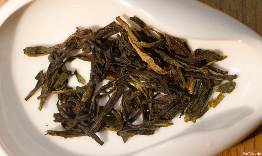 Yu Lan Xiang trocken