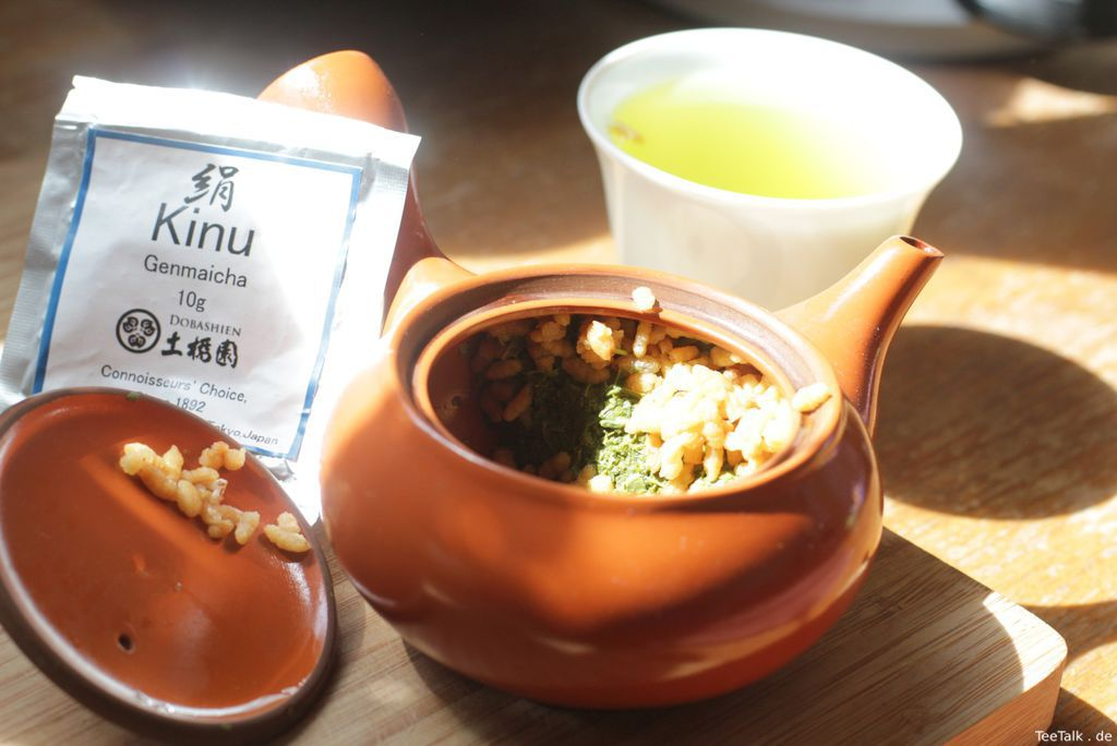 Yunomi.us / Dobashien - Kinu Genmaicha