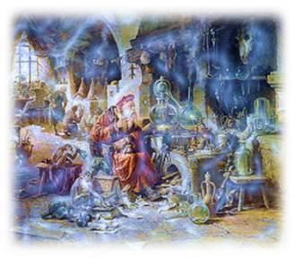 Die Alchimistenküche