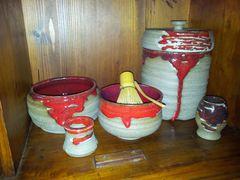 Utensilien für die jap. Teezeremonie Chanoyu