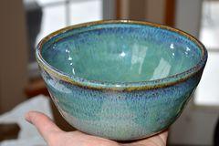 Stoneware Schale