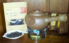 chinesische KungFu Teekanne