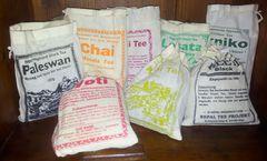 Tees aus Nepal