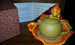 Yixing Xishi Puer Duanni Teekännchen