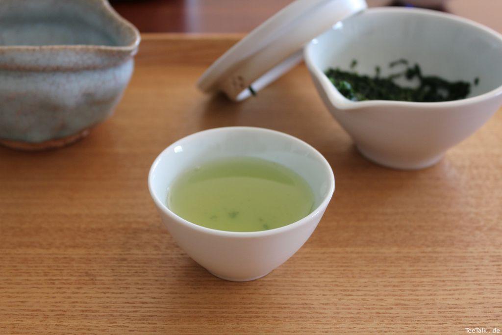 Gyokuro Kanro Aufguss (Ippodō)