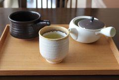 Sencha Hōsen (Ippodō) × Yunomi von Junichi Tōgami