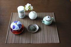 Sencha Saikō von Ryūōen Set-up