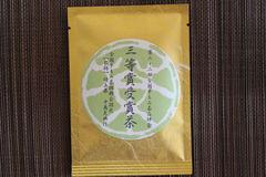 Temomi-cha von Katsunori Nakashima Verpackung