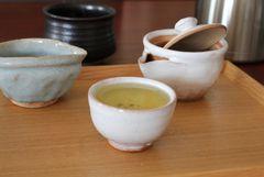 Hoshino Blue Tea 2. Aufguss