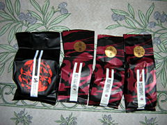 Dragon Tea House Bestellung November