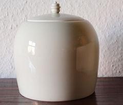 große Keramikdose