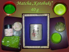 Matcha Kotobuki von Maiko