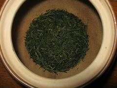 Gyokuro in Kyusu