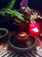 Teeboot hergestellt von Miroslava Randová