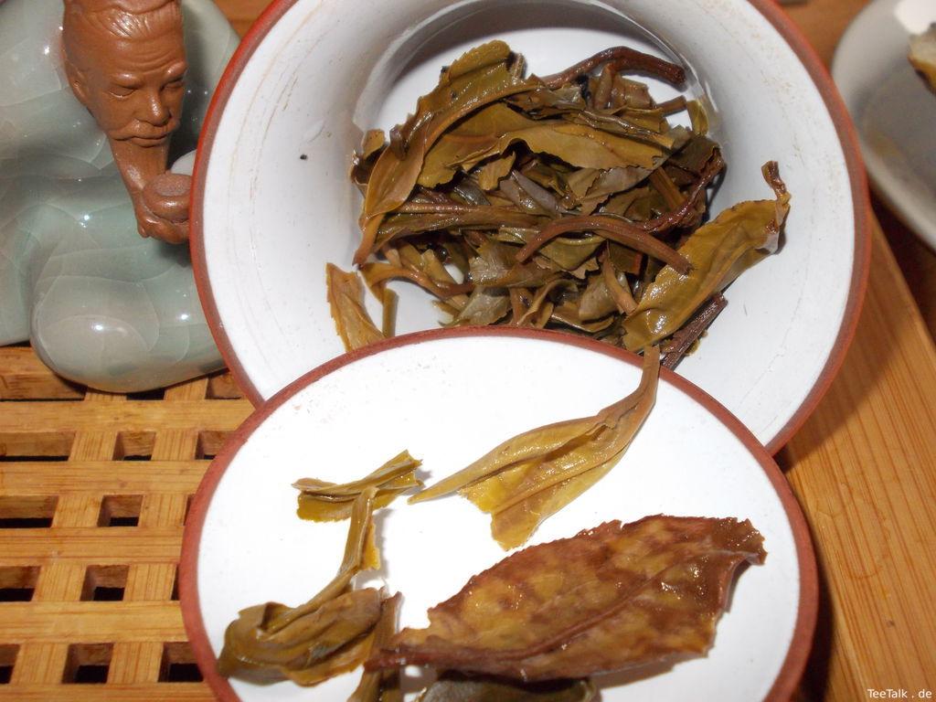 2014 Supreme Yunnan LinCang XiGui Aged Tree puer Pu'er Puerh Raw Cake Black Tea 4