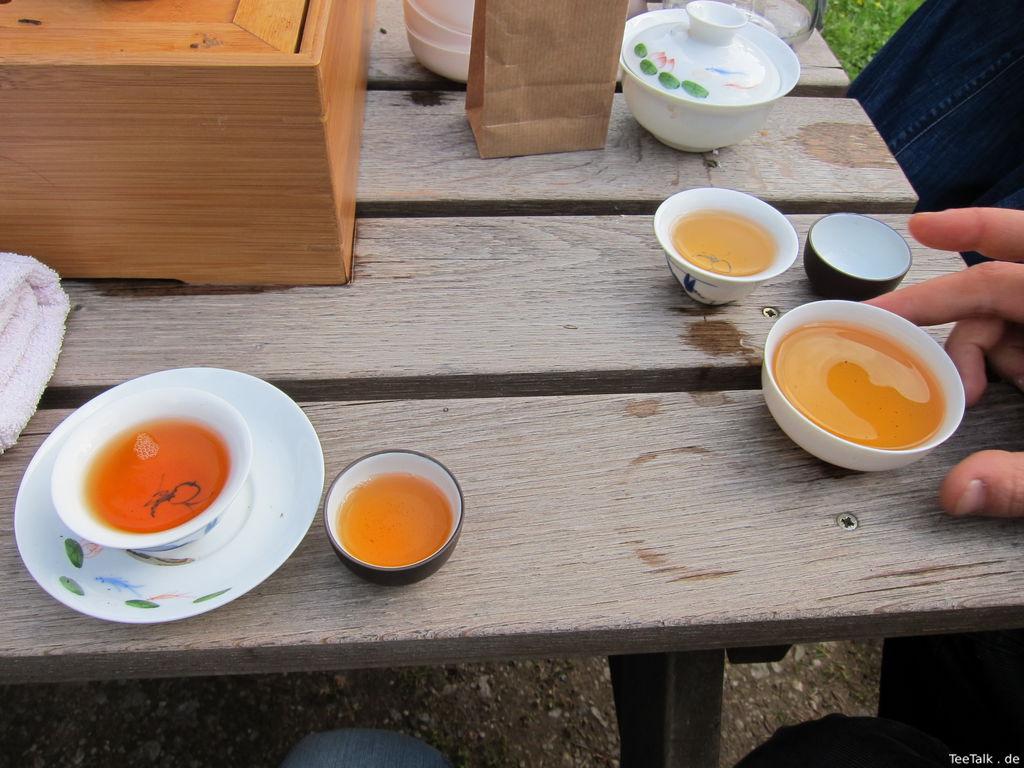 Tees und Tees