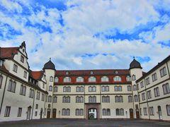 Das Schloss von Rotenburg an der Fulda