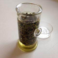 Neuer Teezubereiter aus Glas