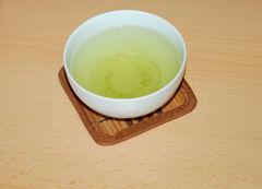 Gyokuro Karigane Premium - Tasse 2.Aufguss