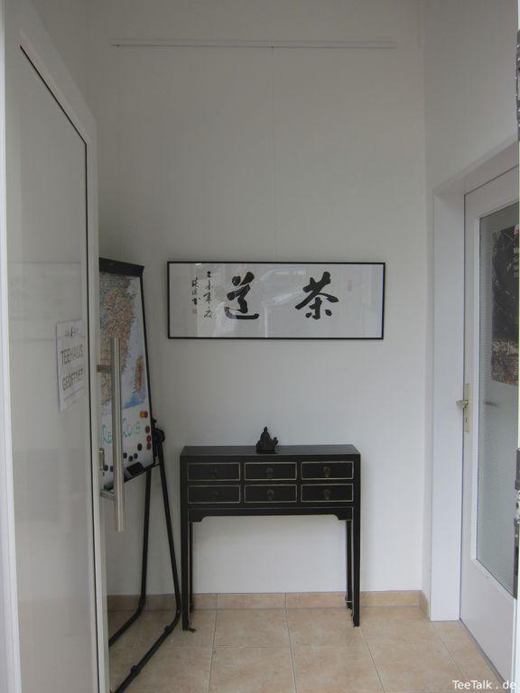 Eingang des Chá-Dào