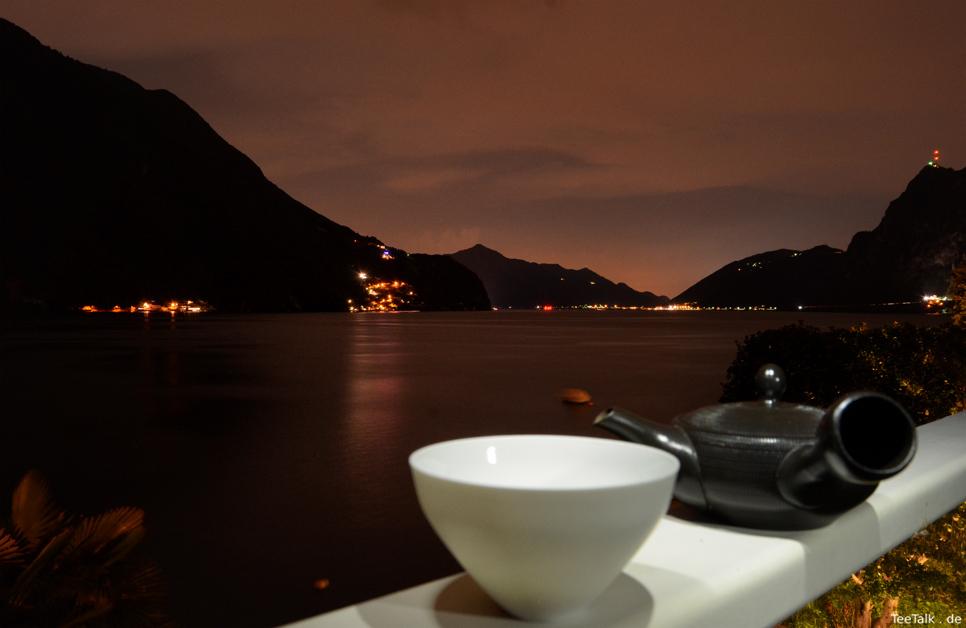 Teatime @ Lago di Lugano