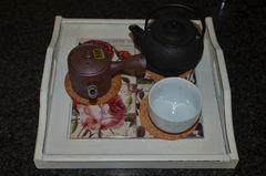 Neue Teeausrüstung
