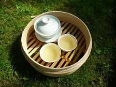 Tee im Tiergarten