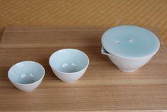Hohin und Schalen (Arita Porcelain Lab)