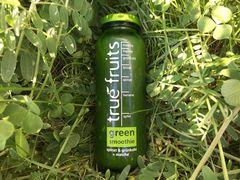 True Fruits - green smoothie - Spinat, Grünkohl + Matcha