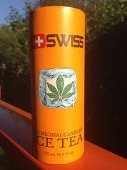 CSWISS - The Original Swiss Cannabis Ice Tea