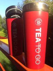TEA TO GO Becher von Teekanne und WMF