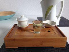 Nespreso-Espresso-Tasse zum Teetrinken