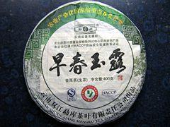 Early Spring Jade Dew  Mengku 2010