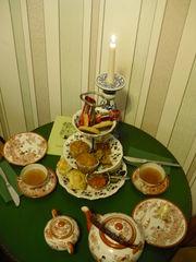 Neu im Berliner Teesalon