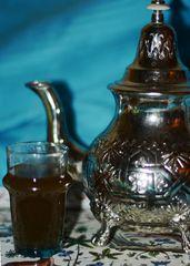 Thè à la Marocaine