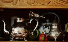 Teekannen, diverse