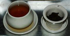 Innenansichten eines Teepilzes III