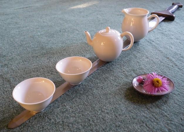 Teespielzeug - oder, worin bereite ich meinen Tee zu?