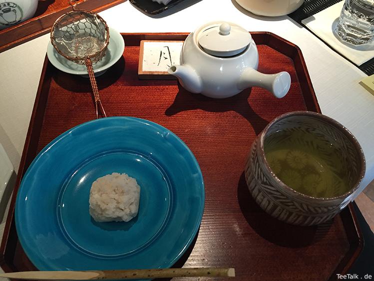 Genmaicha bei Marukyu-Koyamaen