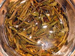 Teeaufguss Silver Buds Mengku 2009