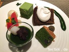 Dessert Combo bei Fukujuen
