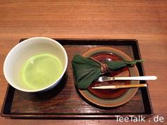 Matcha bei Ippodo, Tokyo