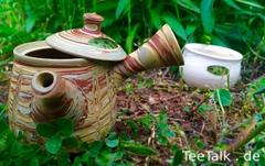 Kenji Teapot & Cup