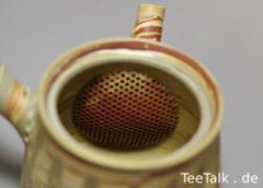 Kenji Teapot Keramik Sieb
