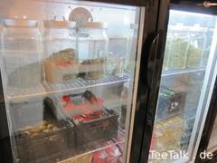 Tee-Kühlschrank