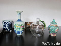 Vasen und Gefäße