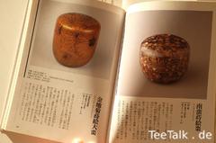 Magazin: Jubiläumsausgabe mit Teeutensilien