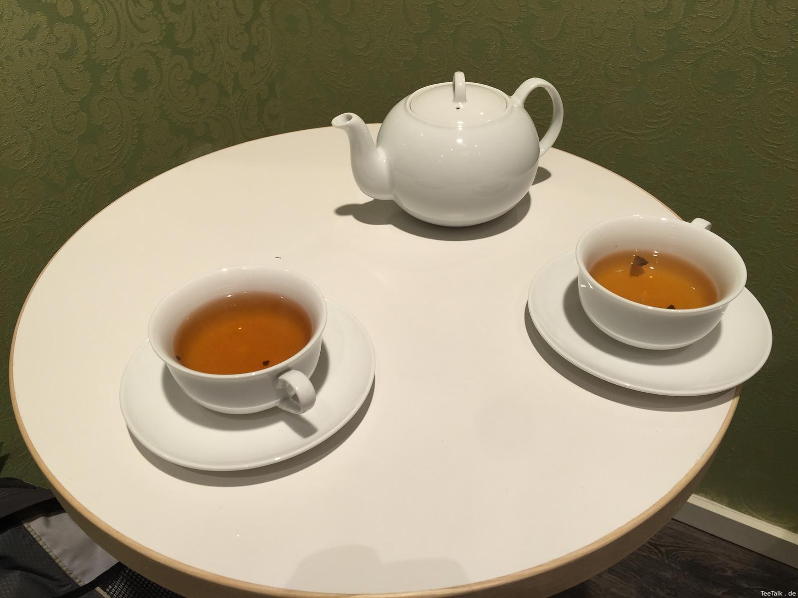 Teetreffen Allgemein