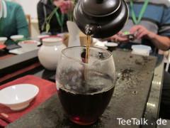 Tee auf der Teezui