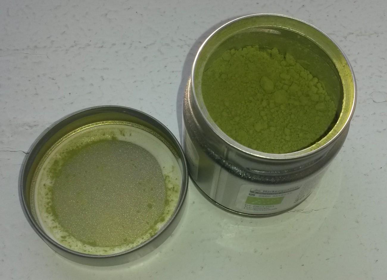 Matcha Tee Der Marke Dm Bio Matcha Tee Teetalk